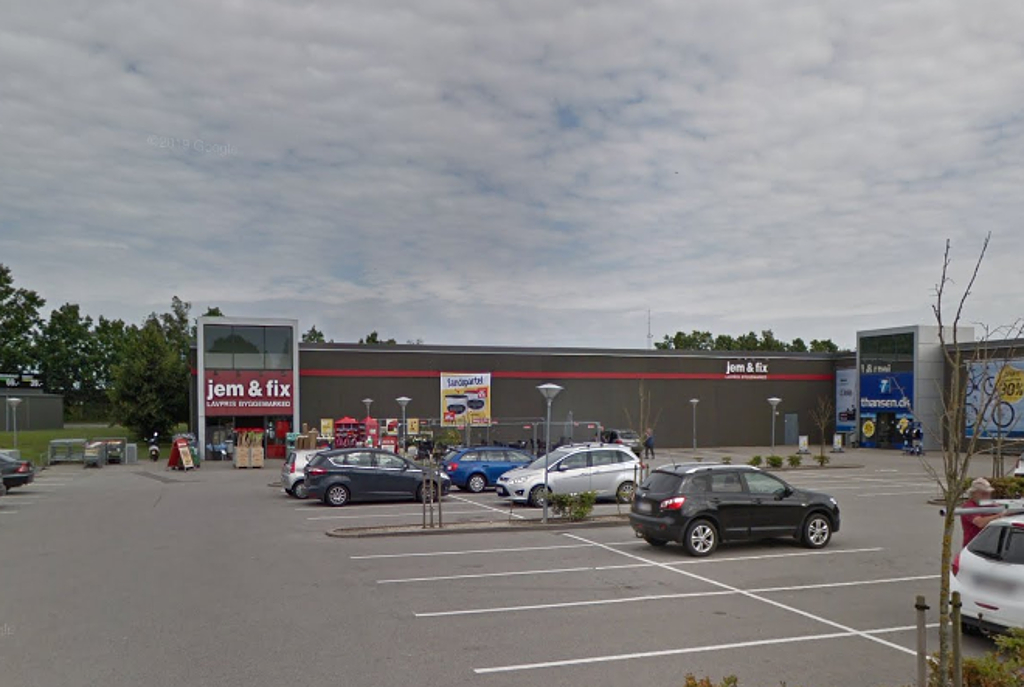 Jem&Fix . Foto: Google Streetview.