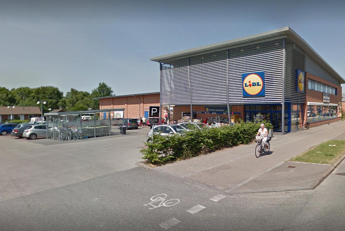 Lidl, Frederikssund. Foto: Google Streetview.